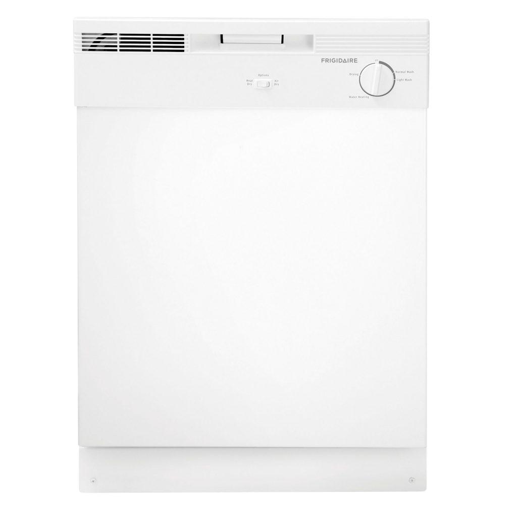 White Frigidaire Electrolux Dishwasher