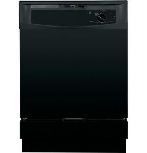GE Hotpointe Dishwasher Black 2100VBB